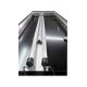 Pokrywa aluminiowa MiniAlu 80x40 LED